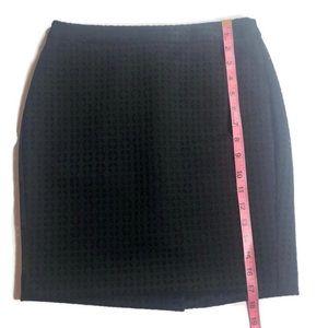Banana Republic Factory Skirts - 4/$25 Banana Republic Factory Lasercut Skirt-0P